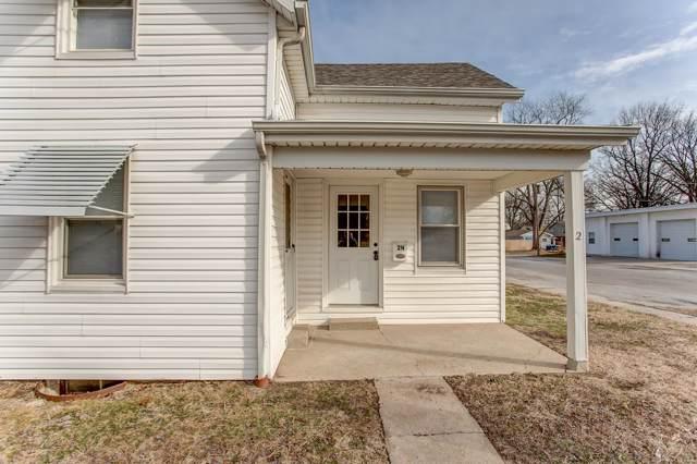 2 N State Street, Freeburg, IL 62243 (#19089580) :: Sue Martin Team