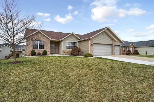 1901 Crimson Oak Drive, Maryville, IL 62062 (#19089767) :: Clarity Street Realty