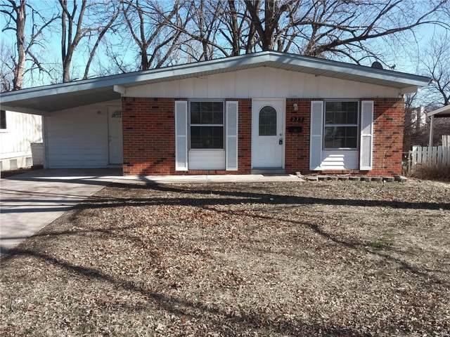 235 Moule Drive, Florissant, MO 63031 (#19090014) :: Matt Smith Real Estate Group