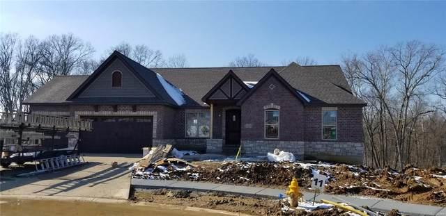 525 Stonewolf Creek Drive, Wentzville, MO 63385 (#19090124) :: Sue Martin Team