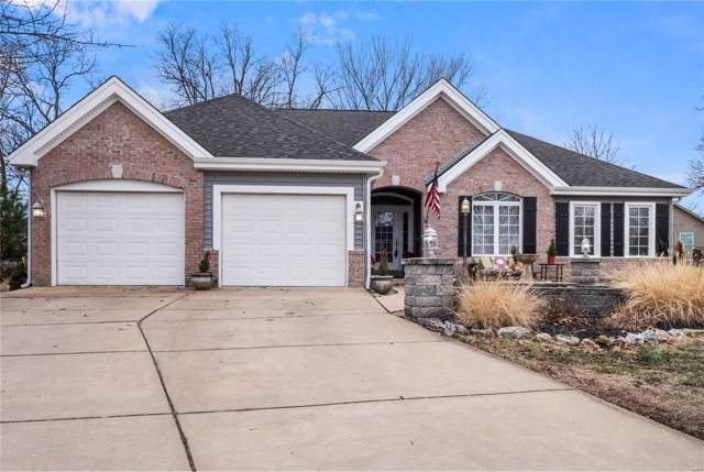 2633 Rockwood Pointe Court, Grover, MO 63040 (#19091002) :: The Becky O'Neill Power Home Selling Team