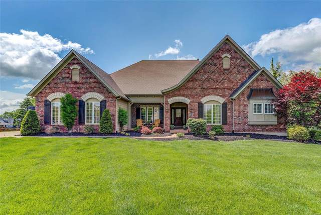 18238 Canyon Forest Court, Chesterfield, MO 63005 (#20000864) :: Parson Realty Group