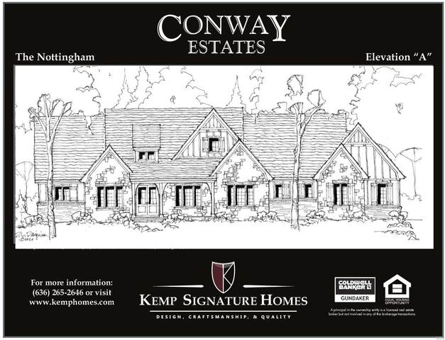 345 Upper Conway Estates Court, Town and Country, MO 63141 (#20001116) :: Peter Lu Team