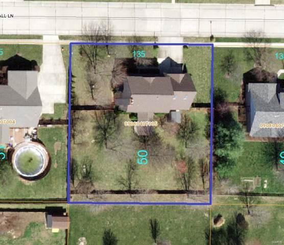 4030 Stonewall Lane, Shiloh, IL 62221 (#20001167) :: Fusion Realty, LLC