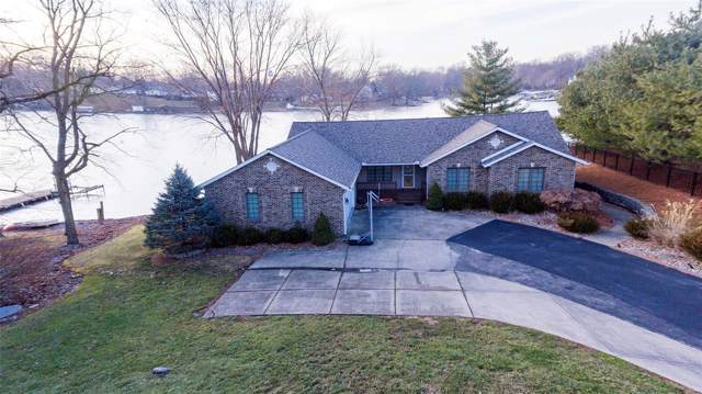 1842 Sextant Drive, Worden, IL 62097 (#20002014) :: RE/MAX Professional Realty