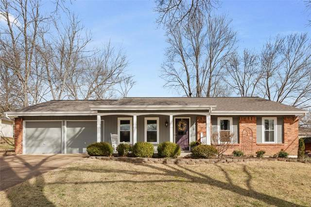 1413 Mautenne Drive, Manchester, MO 63021 (#20002072) :: Parson Realty Group