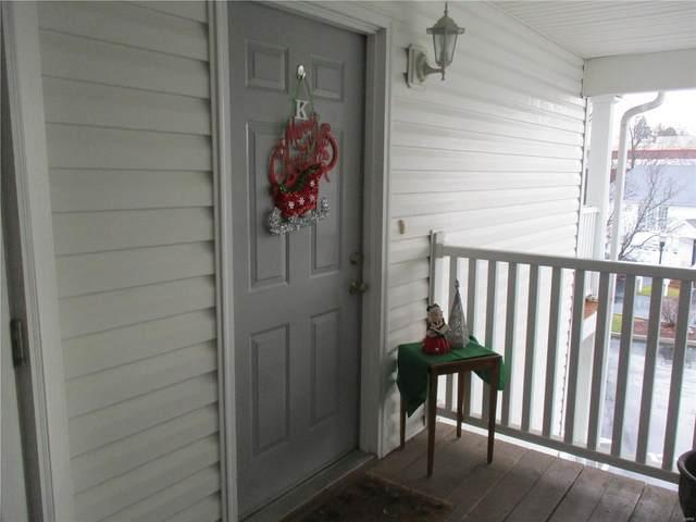 101 Towne Square K, Eureka, MO 63025 (#20002211) :: Sue Martin Team