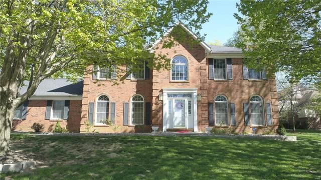 1502 18th Green Court, Belleville, IL 62220 (#20002263) :: Kelly Hager Group | TdD Premier Real Estate
