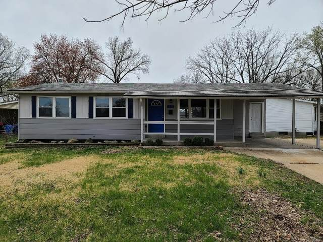 1070 Kingsbrook, Florissant, MO 63031 (#20002279) :: Clarity Street Realty
