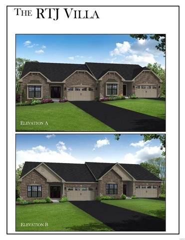 2 Villas /Ridge Pointe @ Legends, Eureka, MO 63025 (#20002402) :: The Becky O'Neill Power Home Selling Team