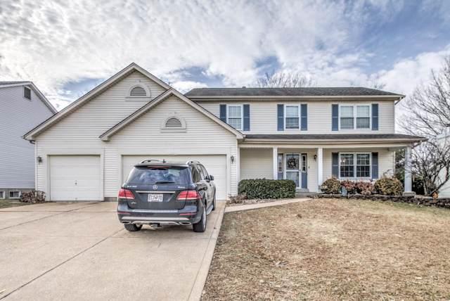 1865 Charleston Estates Drive, Florissant, MO 63031 (#20003193) :: Realty Executives, Fort Leonard Wood LLC