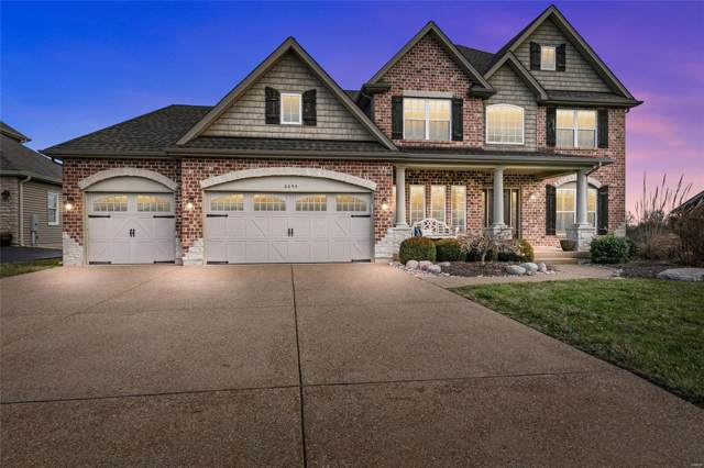 6654 Christopher Drive, St Louis, MO 63129 (#20003521) :: Clarity Street Realty