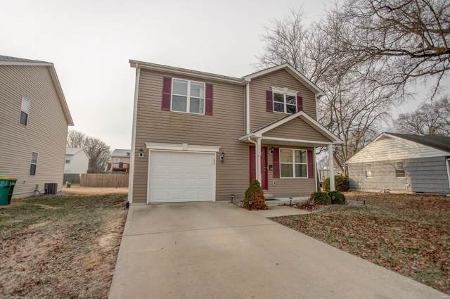 314 W State Street, Mascoutah, IL 62258 (#20003674) :: Fusion Realty, LLC