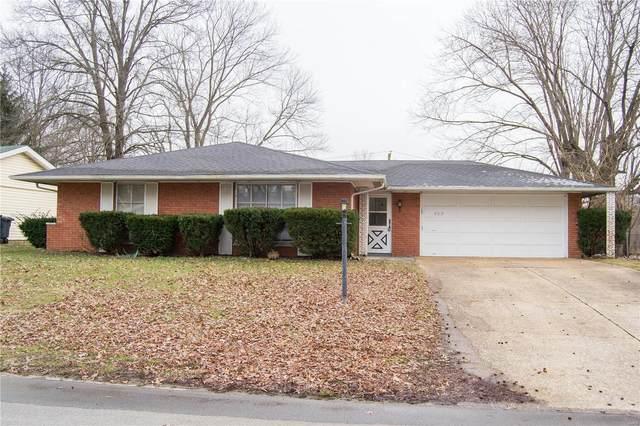 303 Dogwood Lane, Fairview Heights, IL 62208 (#20003697) :: Hartmann Realtors Inc.