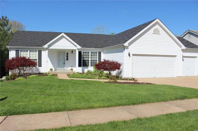 7414 Stream Valley Court, Oakville, MO 63129 (#20004018) :: The Becky O'Neill Power Home Selling Team