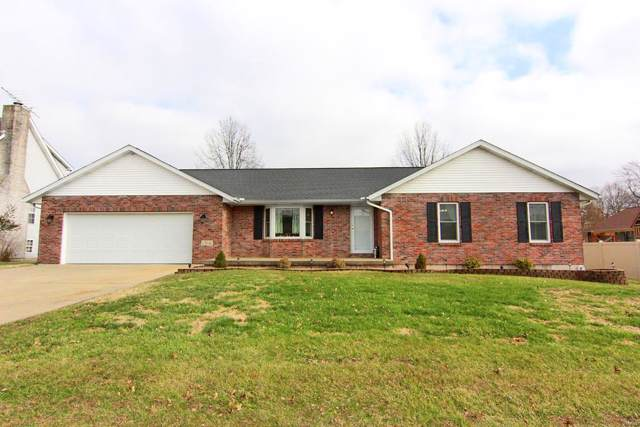 1316 Tanglewood Road, Jackson, MO 63755 (#20004169) :: The Becky O'Neill Power Home Selling Team