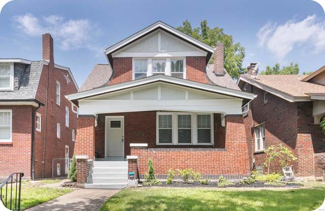 6005 S Grand, St Louis, MO 63111 (#20004315) :: Clarity Street Realty