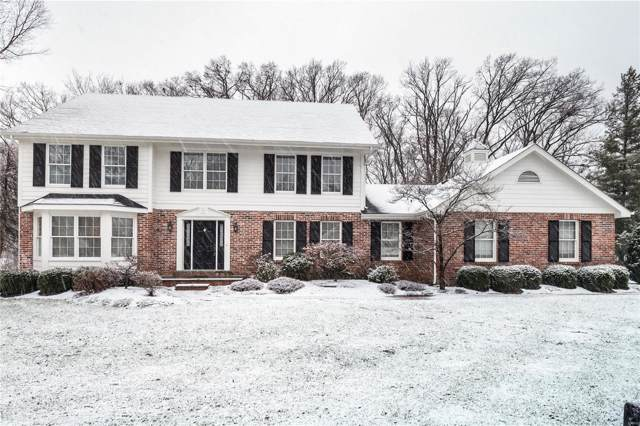 2130 Hickory Drive, Chesterfield, MO 63005 (#20004493) :: Sue Martin Team
