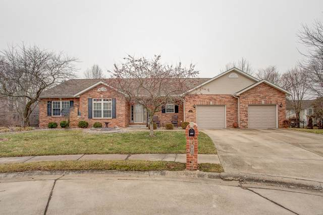 105 Callaway Court, O'Fallon, IL 62269 (#20004498) :: Clarity Street Realty