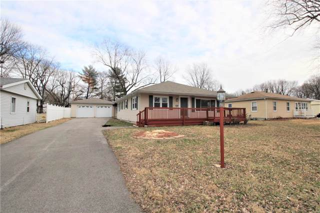 127 Frey, Fairview Heights, IL 62208 (#20004556) :: Fusion Realty, LLC