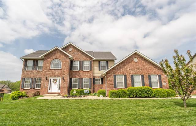 7509 Sedona Circle, Belleville, IL 62221 (#20005305) :: RE/MAX Professional Realty