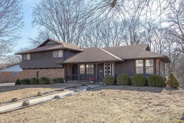 38 Gamlin Drive, Fairview Heights, IL 62208 (#20005505) :: Hartmann Realtors Inc.