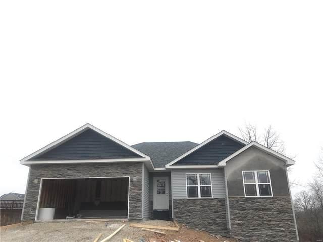 48 Lot Jared St., Waynesville, MO 65583 (#20005933) :: Sue Martin Team