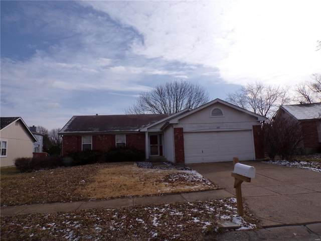 3912 Justice Road, Florissant, MO 63034 (#20005995) :: Clarity Street Realty