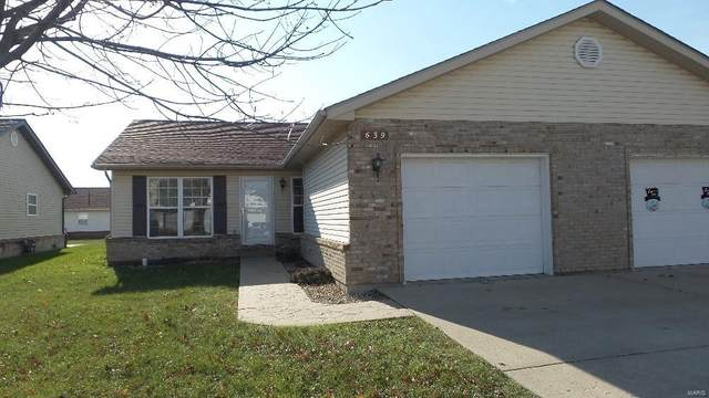 639 Carol Ann Drive, O'Fallon, IL 62269 (#20006203) :: Matt Smith Real Estate Group