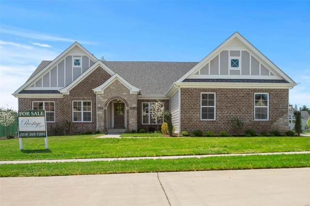 16944 Lake Meadow, Chesterfield, MO 63005 (#20006295) :: The Becky O'Neill Power Home Selling Team