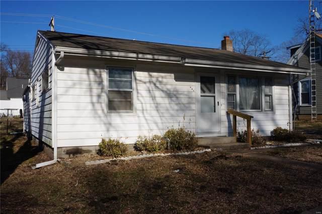206 State Street, Pleasant Hill, IL 62366 (#20006492) :: Fusion Realty, LLC