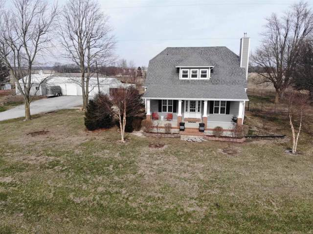 13649 Pocahontas Road, Highland, IL 62249 (#20006666) :: Fusion Realty, LLC