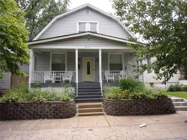 4010 Burgen Avenue, St Louis, MO 63116 (#20006673) :: The Becky O'Neill Power Home Selling Team