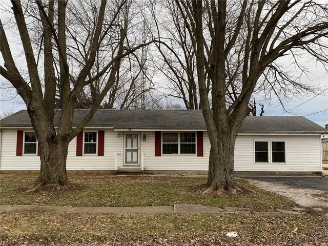 17 N 3rd Street, WITT, IL 62094 (#20006679) :: Sue Martin Team