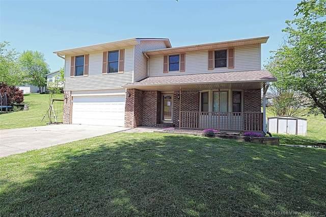 1010 Dearmore Court, Cape Girardeau, MO 63701 (#20006765) :: The Becky O'Neill Power Home Selling Team