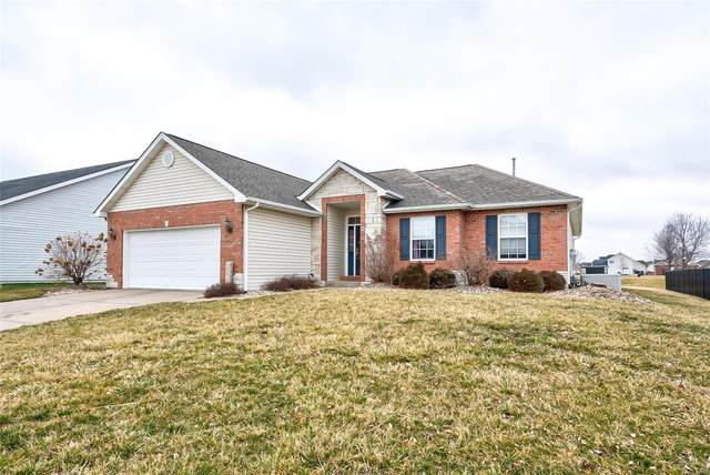 2617 Greystone Estates Parkway, Shiloh, IL 62221 (#20006826) :: Fusion Realty, LLC