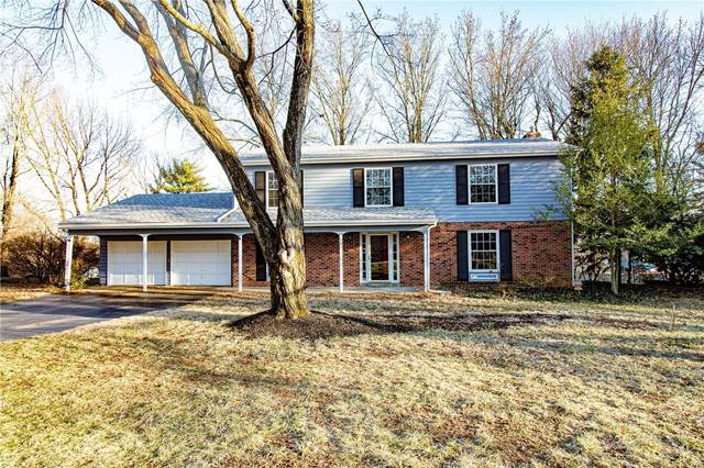 147 Ridgecrest, Chesterfield, MO 63017 (#20007254) :: Clarity Street Realty