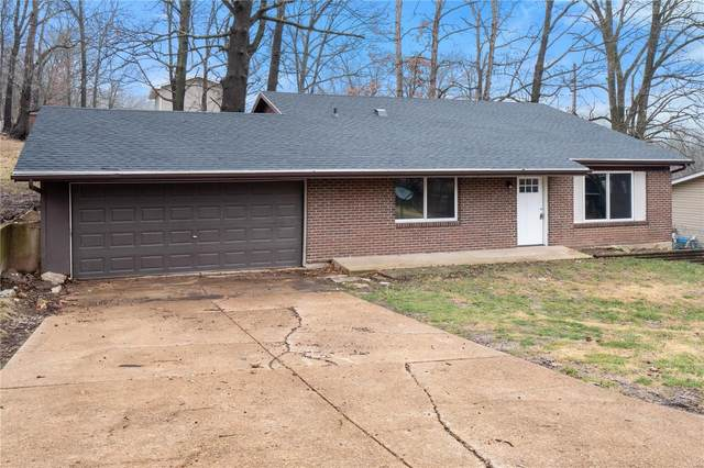 1017 Sunridge Trail, Pevely, MO 63070 (#20007260) :: RE/MAX Professional Realty