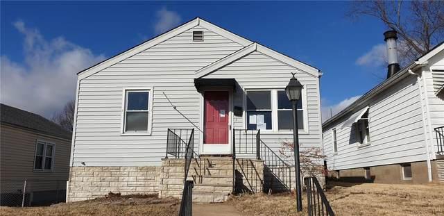 5621 Arthur Avenue, St Louis, MO 63139 (#20007281) :: Sue Martin Team