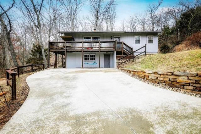 1067 N Lake Sherwood Drive, Marthasville, MO 63357 (#20007595) :: RE/MAX Vision
