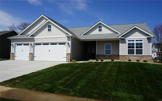 8043 Radcliffe Place, Troy, IL 62294 (#20007993) :: Clarity Street Realty
