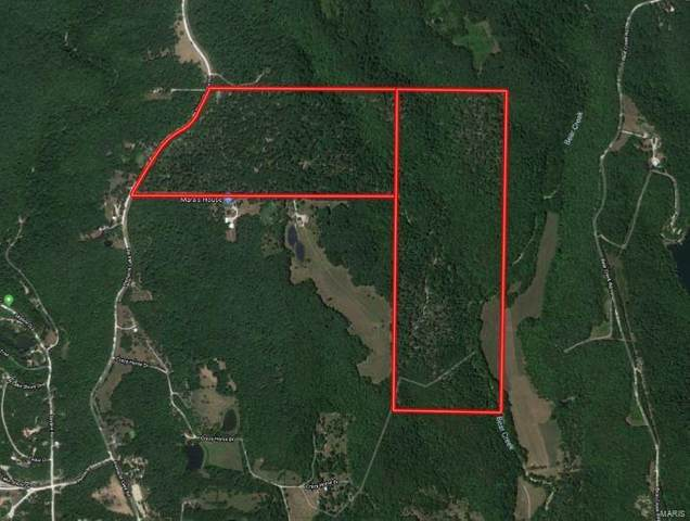 208 +/- Acres Pinnacle Lake Road, New Florence, MO 63363 (#20008043) :: St. Louis Finest Homes Realty Group