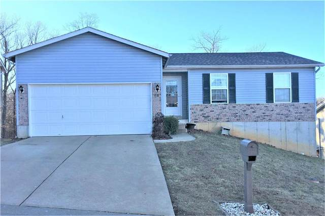 1737 Twelve Oaks Place, Pevely, MO 63070 (#20008170) :: Clarity Street Realty