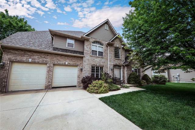 30 Cedar Mill, Troy, IL 62294 (#20008198) :: The Becky O'Neill Power Home Selling Team