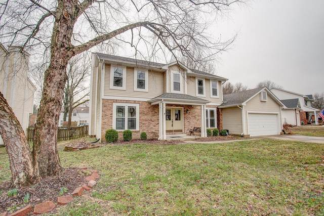 1021 Woods Way, O'Fallon, IL 62269 (#20008350) :: St. Louis Finest Homes Realty Group
