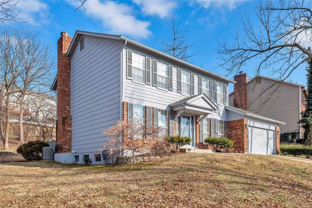 3039 Autumn Shores Drive, Maryland Heights, MO 63043 (#20008360) :: St. Louis Finest Homes Realty Group
