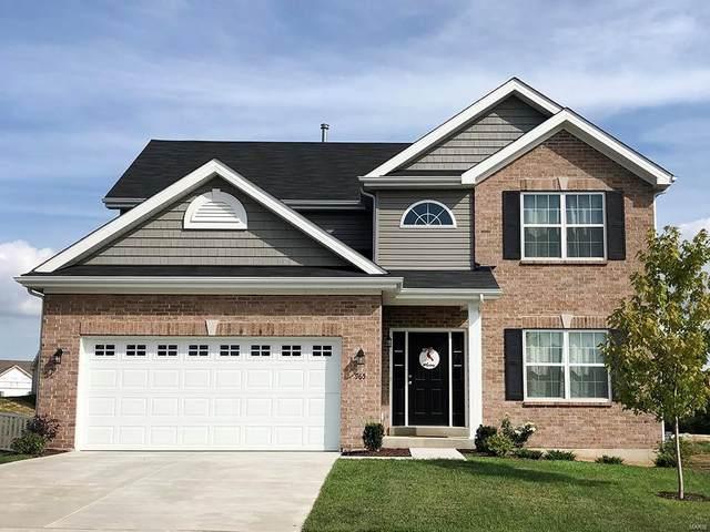 156 Brookview Way Drive, O'Fallon, MO 63366 (#20008444) :: Clarity Street Realty