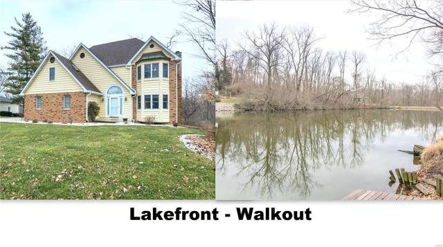 13 Blossom Lake Lane, Maryville, IL 62062 (#20008601) :: Fusion Realty, LLC