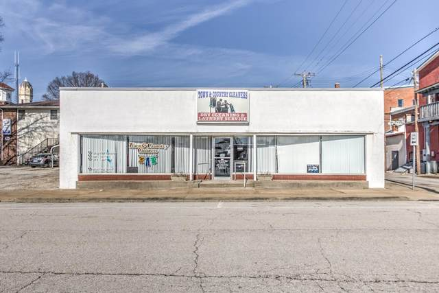 115 W Arch Street, Jerseyville, IL 62052 (#20008841) :: Parson Realty Group