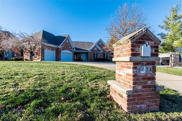 1424 Lake Knoll Drive, Lake St Louis, MO 63367 (#20008965) :: Barrett Realty Group